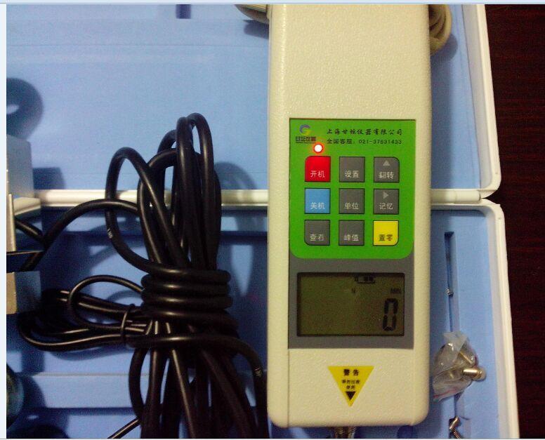 板环式数显推拉力计10-500公斤.可保存测量数据