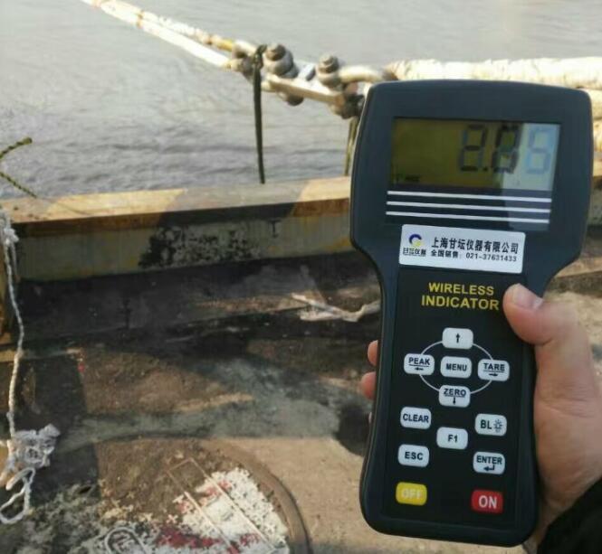 卸扣式无线测力计60T/70吨/80t 供应-防雨水强度90级