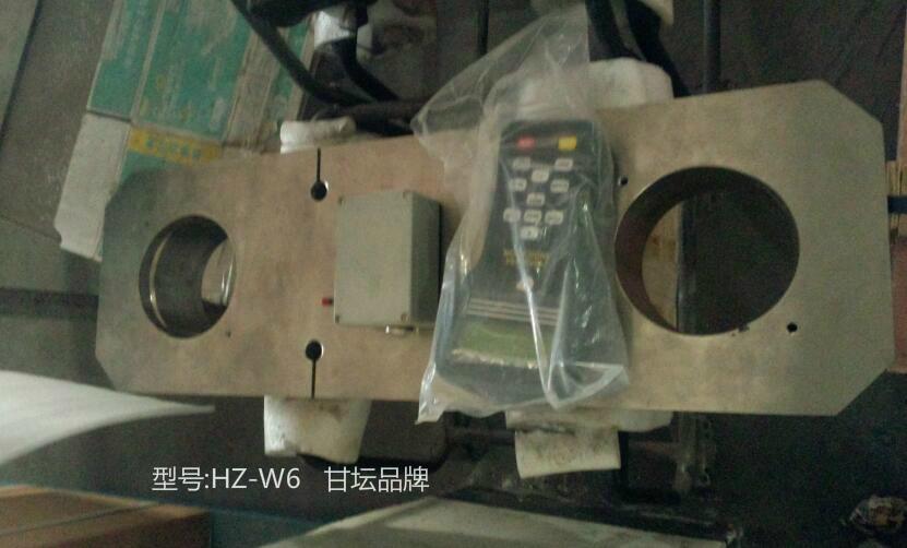 卸扣式无线拉压力传感器测力计350T 带手持仪表